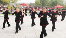 《幸福因为有你》简单广场舞教学 广场舞教学视频分解慢动作