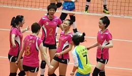 2017年天津全运会女排 浙江女排3-0破灭山东获晋级