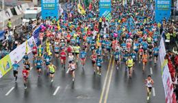 2017马拉松疯狂跃进 中国马拉松背后的产业链