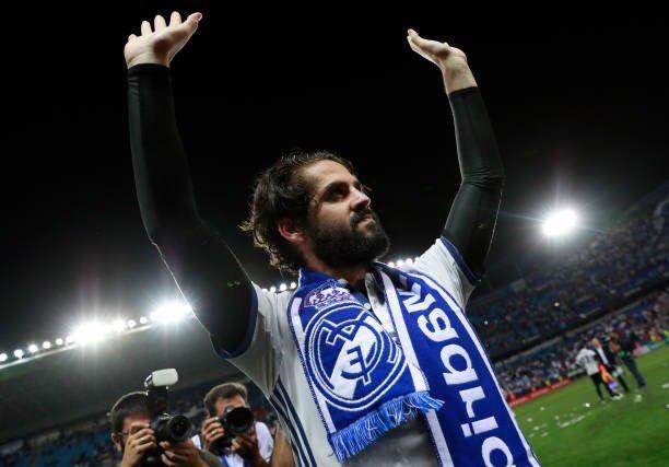 曝伊斯科将欧冠决赛首发 他出场皇马25胜5平