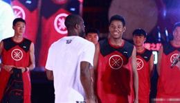 北京再现篮球混血球员 曾获韦德大赞身体素质好