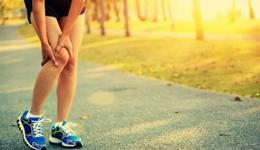 跑步膝盖疼是怎么恢复 正确的慢跑姿势图解和膝盖保护