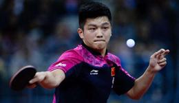 2017德国世乒赛樊振东消息 樊振东4-0横扫瑞典选手晋级