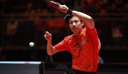 2017德国世乒赛林高远 林高远vs卡尼尼4-0晋级视频