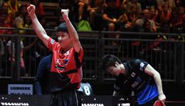 2017德国世乒赛男乒单打 水谷隼vs张本智和全场视频
