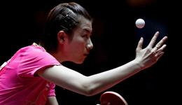 2017德国世乒赛丁宁夺金 中国五大魔王比拼谁更牛