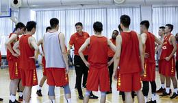 男篮双国家队人员不齐 目标长远请给男篮耐心