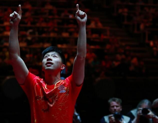 马龙德国世乒赛夺冠后新目标 马龙:未来是樊振东