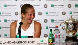 网球奥斯塔彭科个人资料 法网天才奥斯塔彭科首次夺冠