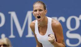 2017法网女单比赛录像 卡-普利斯科娃VS郑赛赛