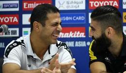 中国男足VS叙利亚 叙利亚主帅表示在大马还没输过