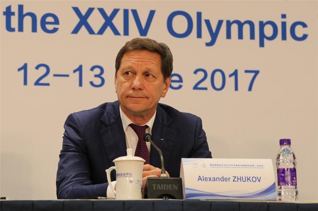 北京冬奥筹办获IOC官方肯定 冬奥会徽年底发布