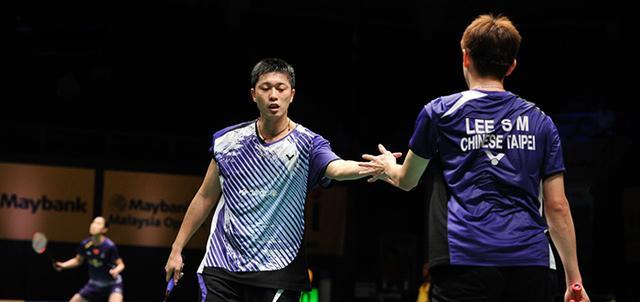中华台北羽球选手公开讨薪 和林丹属同一俱乐部