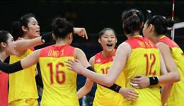 2017瑞士女排精英赛录像 中国vs荷兰女排比赛视频