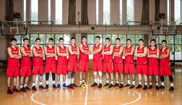 男篮蓝队热身赛12人名单公布 韩德君刘晓宇领衔