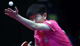 2017乒乓球日本公开赛录像 孙颖莎VS单晓娜女单比赛视频