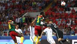 2017年俄罗斯联合会杯 智利2-0力克喀麦隆