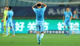 2017中超联赛第13轮 苏宁0-1亚泰仍处降级区