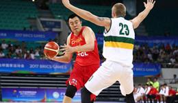 男篮热身赛大胜南非2连胜 下战迎劲旅PK俄罗斯