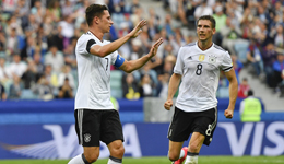 2017年俄罗斯联合会杯 德国3-2胜澳洲图集