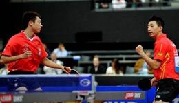 2017乒乓球日本公开赛录像 马龙许昕vs菲格尔蒙泰罗视频