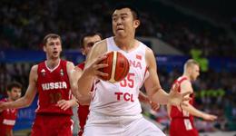 男篮热身赛蓝队惜败俄罗斯 两胜一负收官大韩18分
