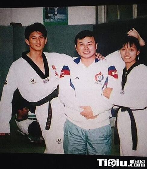 娱乐圈的四位体育运动员 吴奇隆曾是跆拳道柔道选手