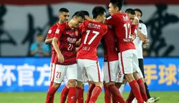 2017足协杯第4轮 广州恒大1-0河北华夏幸福图集