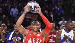 揭秘NBA首届颁奖典礼 威少哈登竞争的不止MVP