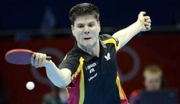 国外现役四大乒乓球高手 奥恰洛夫波尔欧洲最强选手