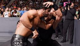 wwe世界摔角娱乐录像 WWE第1257期全程视频