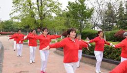《我的草原天堂》简单广场舞 广场舞教学视频分解慢动作