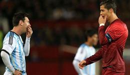 C罗被巴萨球迷高喊梅西 网友称脑残不分国界