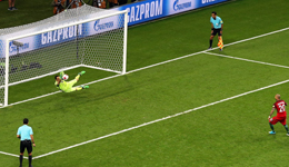 2017年俄罗斯联合会杯 智利3-0战胜葡萄牙图集
