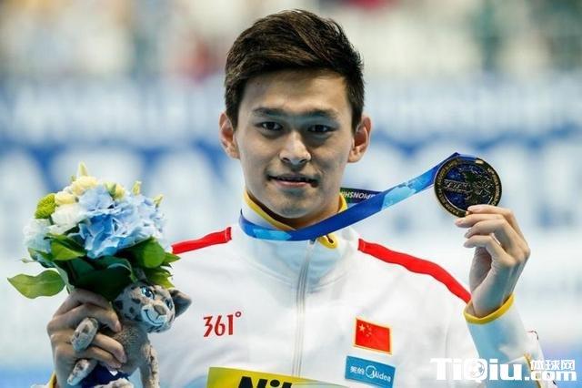 孙杨香港备战游泳世锦赛 布达佩斯之旅值得期待
