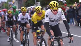 2017环法自行车赛第一段全场录像 环法自行车赛比赛视频