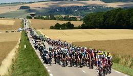 2017环法自行车赛第四段赛程 环法自行车全场比赛视频