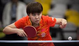 2017乒乓球澳洲公开赛 陈幸同/王曼昱vs早田希娜/伊藤美诚