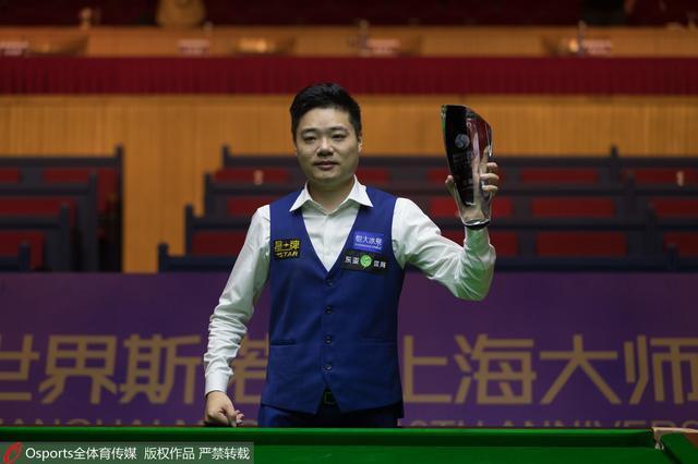 奥沙利文怒上海大师赛被取消 丁俊晖也尴尬了