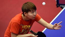 2017乒乓球澳洲公开赛 朱雨玲vs�c见真希女单视频
