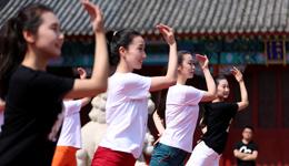 《爱的刚刚好dj》简单广场舞 广场舞教学视频分解慢动作