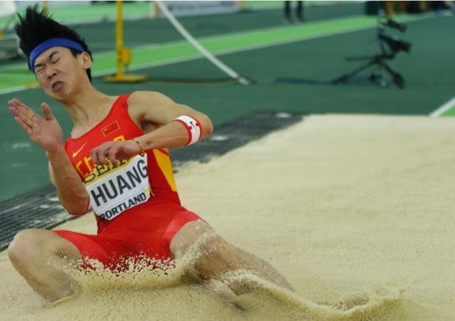 田径亚锦赛中国八金收官 黄常洲男子跳远夺冠