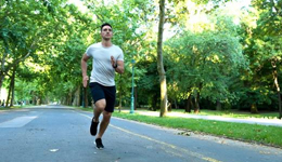 业余跑友跑步跑得快的秘诀 五大跑步健身秘诀