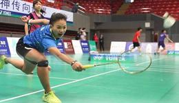 2017年天津全运会资格赛 全运会羽毛球正赛大名单