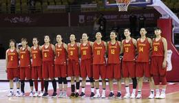 FIBA公布亚洲杯中国女篮名单 邵婷赵爽领衔12人名单