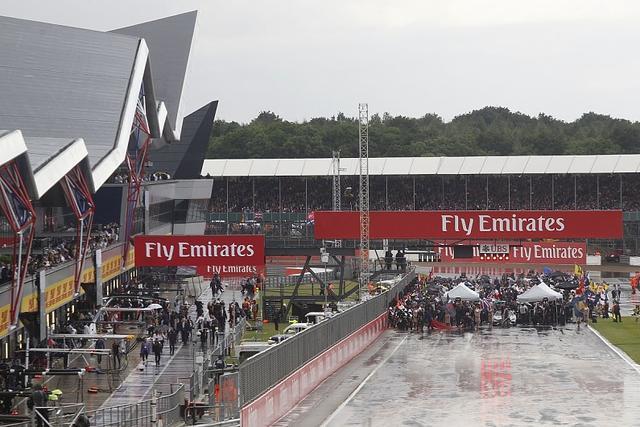 F1英国站:正赛20点 汉密尔顿力争主场四连冠