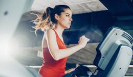 夏季室内跑步开空调弊处 跑步机运动注意事项