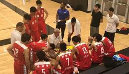 揭秘广东男篮美国特训生活 控制饮食憾负当地球队