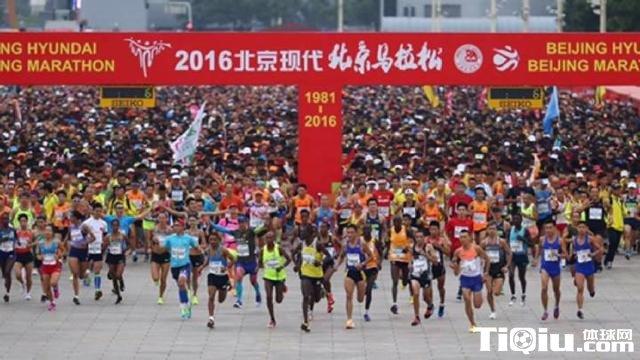 九部委发文支持马拉松:2017带动消费超200亿