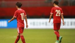 U16国少1-4捷克遭遇3连败 3场进1球狂丢9球